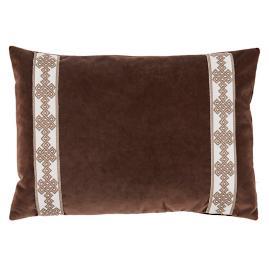 Amalfi Velvet Decorative Lumbar Pillow