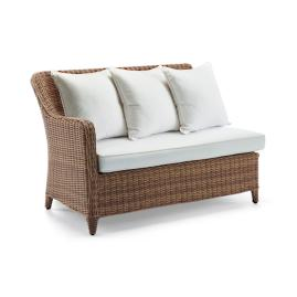 Beaumont Left-Facing Loveseat Cover