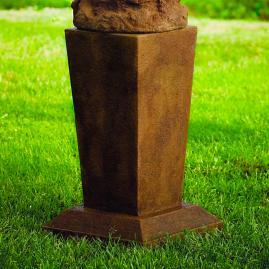Contemporary Vase Pedestal