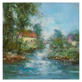 Creekside Outdoor Canvas