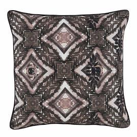 Tiger's Eye Print Decorative Pillow