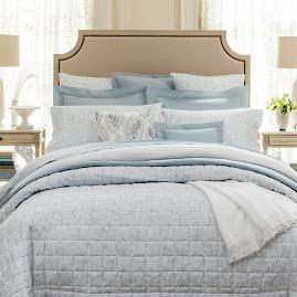 SFERRA Caro Quilted Coverlet