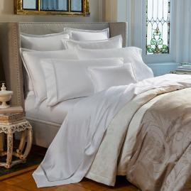 SFERRA Giza 45 Trina Pillowcases, Set of Two