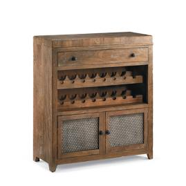 Toulouse Double Wine Cabinet