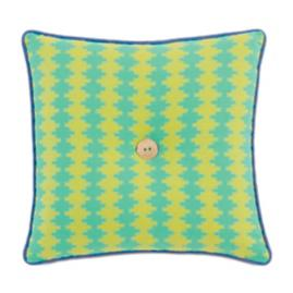 Azul Decorative Throw Pillow