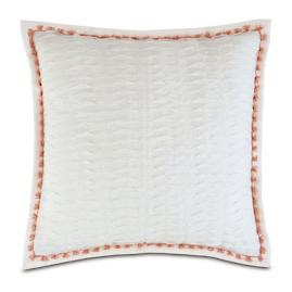 Yearling Pearl Flange Decorative Pillow