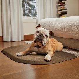 WellnessMats® Rounded Pet Mat