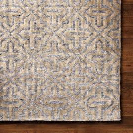 Beyla Hand-Knotted Rug