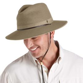 Men's Crushable Ventilated Hat