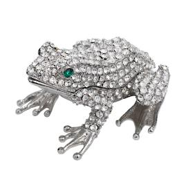 Crystal Frog Box