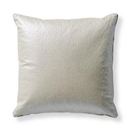 Faux Embossed Ostrich Decorative Pillow