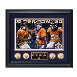 Broncos Super Bowl 50 Special Edition Photo Mint