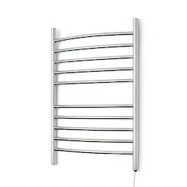 Radiant Curved Wall Mount Towel Warmer