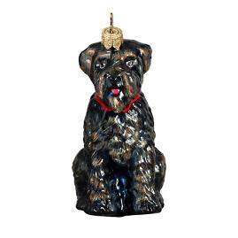 Bouvier de Flanders Ornament