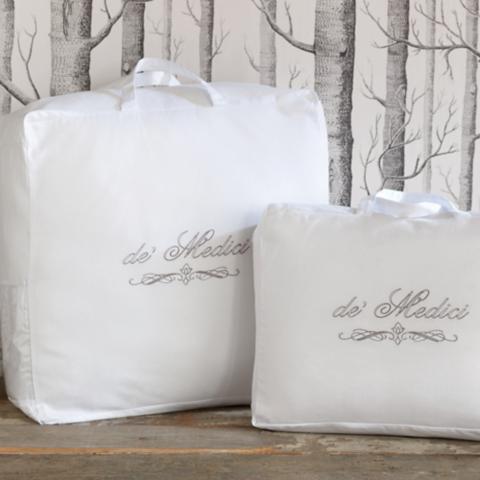 bed pillow storage bag frontgate. Black Bedroom Furniture Sets. Home Design Ideas