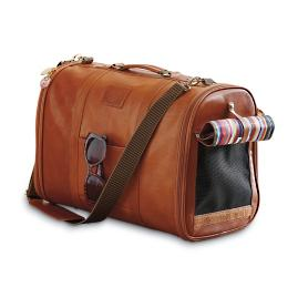 Hartman and Rose Signature Pet Carrier