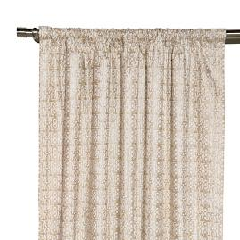 Halo Champagne Drapery Panel