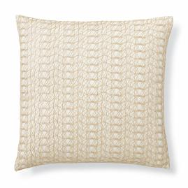 Netted Decorative Pillow