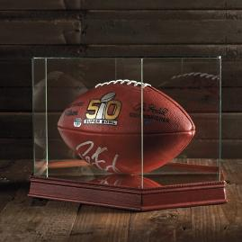 Peyton Manning Signed Super Bowl 50 Football