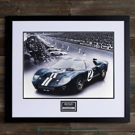 1966 Le Mans Shelby GT40 Win Limited Edition