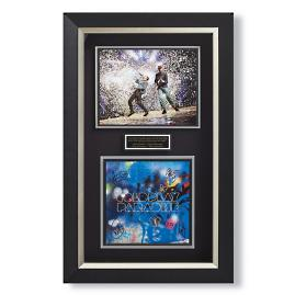Coldplay Autographed Collectible