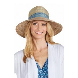 Down-Turned Brim Fedora Hat