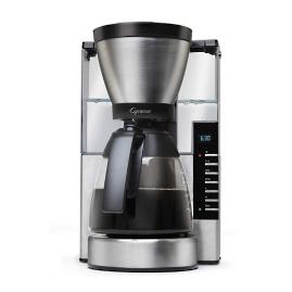 Capresso 10-Cup Rapid Brew with Glass Carafe Coffee