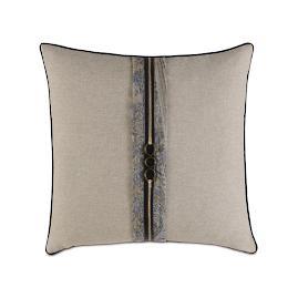Reign Buckle Decorative Pillow