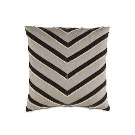 Reign Chevron Decorative Pillow