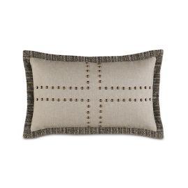 Reign Nailhead Decorative Pillow