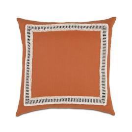Bowie Border Decorative Pillow