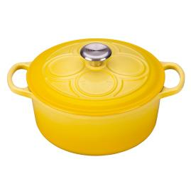 Le Creuset Quatrefoil Cast Iron 4.5-qt. Dutch Oven