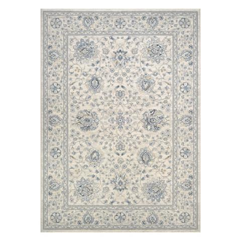 Reza easy care rug frontgate for Easy rugs
