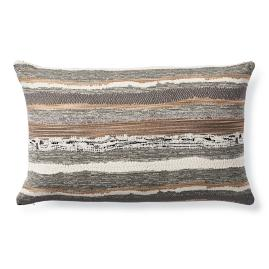 Chindi Smoke Decorative Pillow