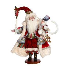 Mark Roberts Favorite Toys Santa Figure