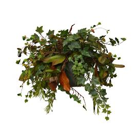 Carme Fall Hanging Wreath