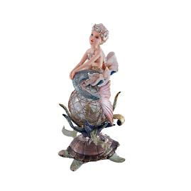 Katherine's Collection Coastal Mermaid Figurine