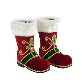 A Pair of Santa's Boots