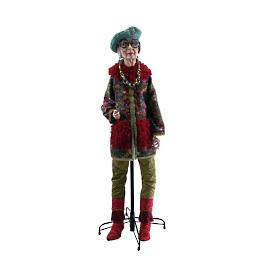 Bohemian Lady Lifesize Figure