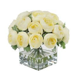 Ranunculus Bouquet in Vase
