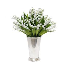 Lily of the Valley in Julep Cup