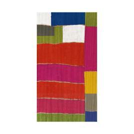 Caspari Papiers Plisse Guest Towel