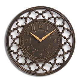 Fleur De Lis Clock Frontgate