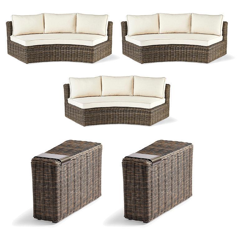 Modular Wicker Outdoor Furniture Frontgate