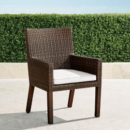 Palermo Dining Arm Chair Cushion
