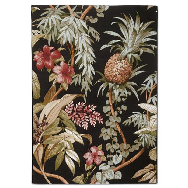 Tommy Bahama Island Pineapple Outdoor Area Rug Frontgate