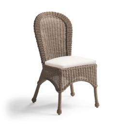 Charleston Set of Two Dining Side Chair Cushions