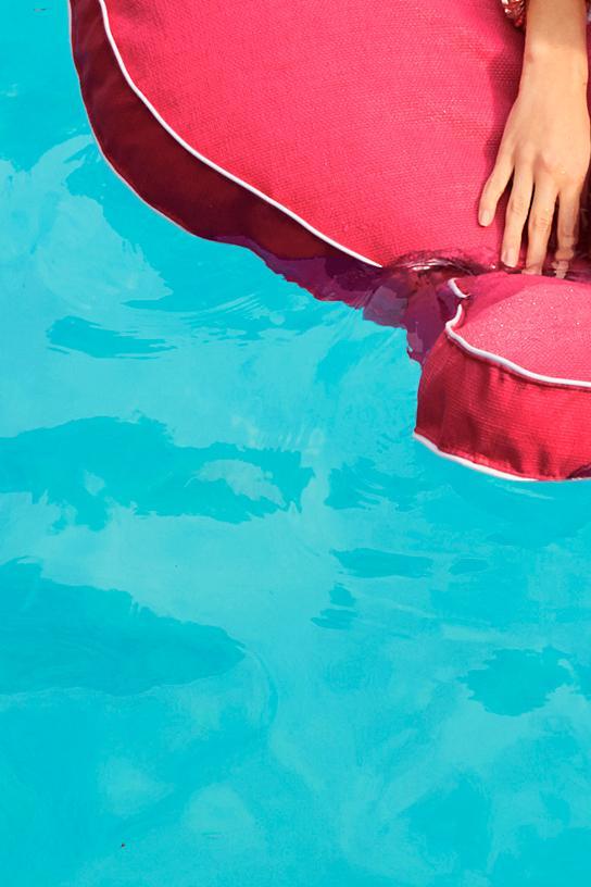 Sanibel Shell Pool Float Frontgate