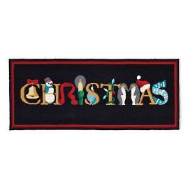 Christmas Character Mat
