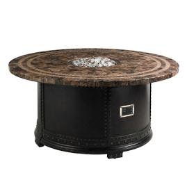 Tommy Bahama Kingstown Gas Fire Table